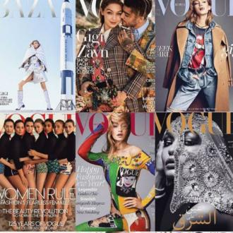Gigi Hadid feels 'humbled' by 2017