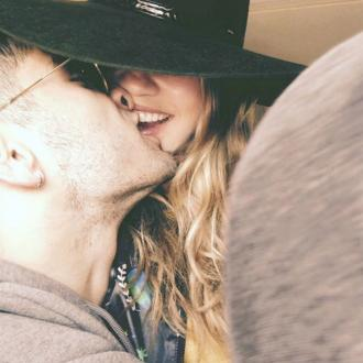 Gigi Hadid shares photo snogging Zayn Malik