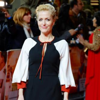 Gillian Anderson: I won't talk about politics