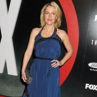 Gillian Anderson's X-Files exit hint