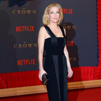 Gillian Anderson admits she had 'beautiful young nanny' doubts