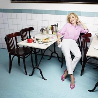 Gillian Anderson fronts Dune London collection
