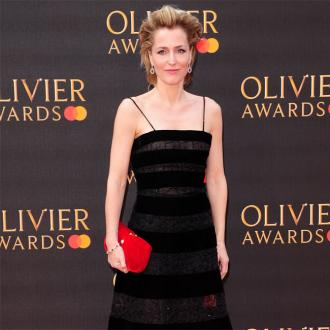 Gillian Anderson's fashion regret