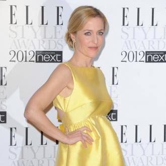 Gillian Anderson makes TV comeback