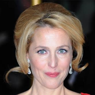 Gillian Anderson Spent A Day 'Weeping' Over Youth