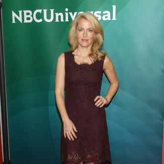 Gillian Anderson's beauty problems