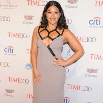 Gina Rodriguez celebrates amazing women