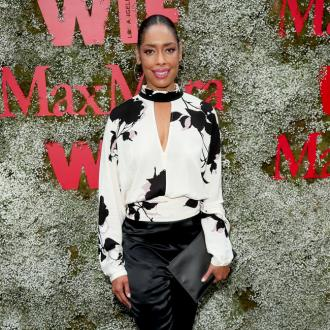 Gina Torres 'Glad' She Never Had Breast Implants