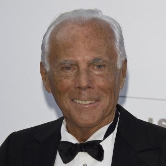 Giorgio Armani: I Was Good Looking
