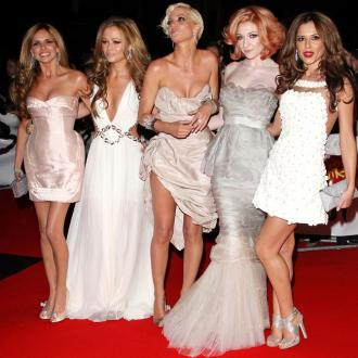 Cheryl Tweedy and Sarah Harding make up on Twitter