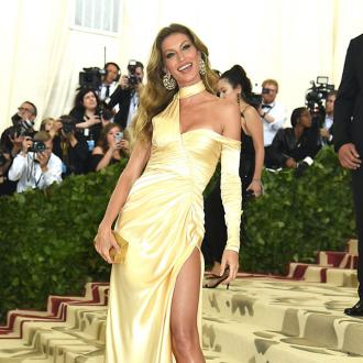 Gisele Bunchden 'cried' after being forced to walk topless in a fashion show