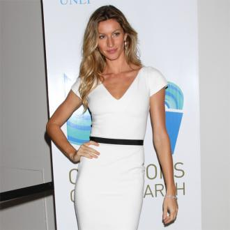 Gisele Bundchen Records Song For Hm
