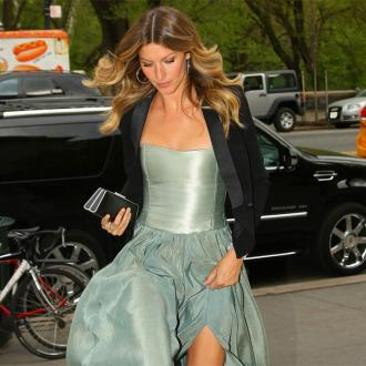 Gisele Bundchen's Body Is A Temple