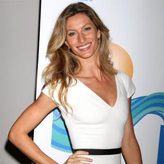 Nurturing Mother Gisele Bundchen