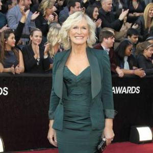 Glenn Close Wears Her Movie Costumes