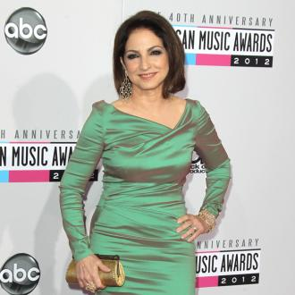 Gloria Estefan felt her mother's influence during recording sessions