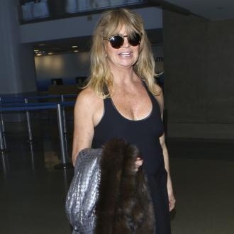 Goldie Hawn's comeback is 'mostly' down to Amy Schumer
