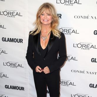 Goldie Hawn 'lived with anxiety' when she was growing up during Cold War
