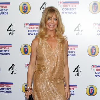 Goldie Hawn: Rest Is Vital