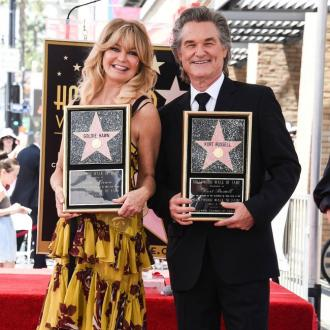 Goldie Hawn Cried During Her Walk Of Fame Ceremony