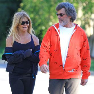 Goldie Hawn Talks About Her ''Incredible Ride'' With Kurt Russell