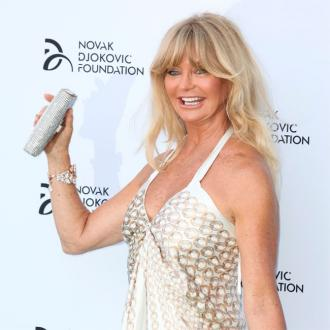 Goldie Hawn cruise fetches thousands at Djokovic charity auction