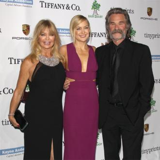 Kate Hudson praises 'dependable' stepdad Kurt Russell