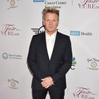 Gordon Ramsay wore son's pants