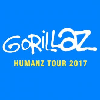 Gorillaz announce UK tour