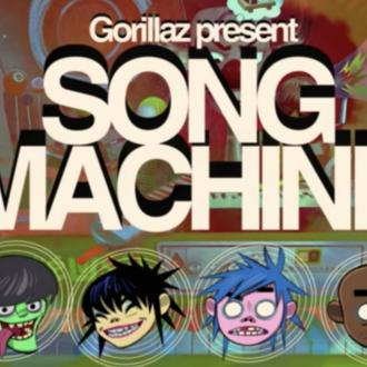 Gorillaz tease new Song Machine project