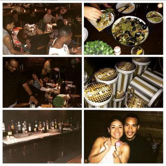 Grace Gealey And Trai Byers Engaged