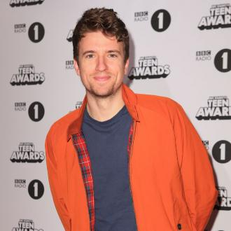 Greg James ties the knot