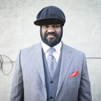 Gregory Porter's writing addiction