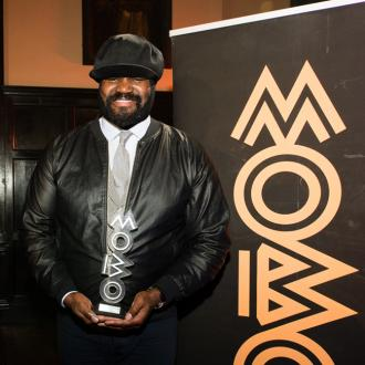 Gregory Porter wins MOBO Award for Outstanding Contribution to music