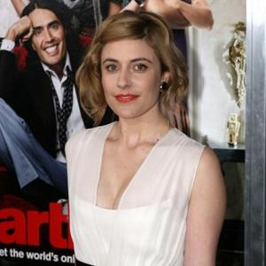 Greta Gerwig Teased By Brand On Arthur Set