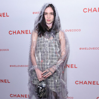 Grimes nears completion on new album