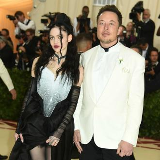 Elon Musk: Grimes does more parenting than me