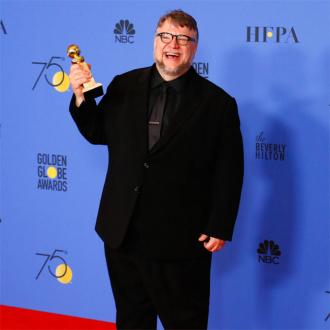 Guillermo del Toro refuses to let orchestra ruin Golden Globes moment