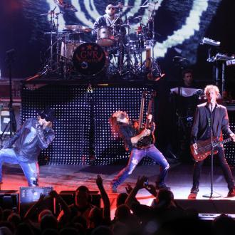 Guns N'roses Excited For Album