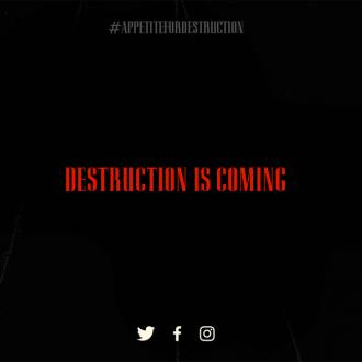 Guns N' Roses tease Apetitie for Destruction news