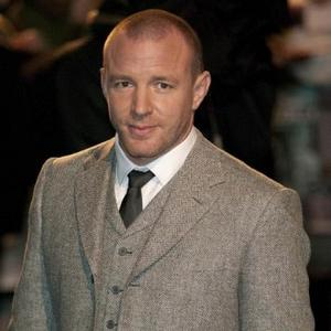 Guy Ritchie Finds Intruder