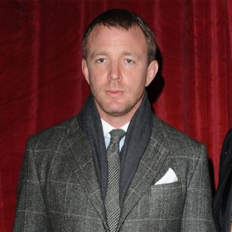 Guy Ritchie's laugh battle