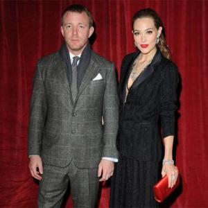 Guy Ritchie Names Son Rafael