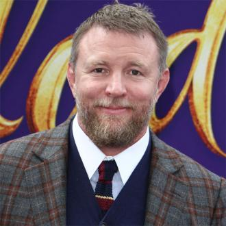 Guy Ritchie's family convinced him to direct Aladdin