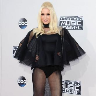 Gwen Stefani feels thankful for the love around her