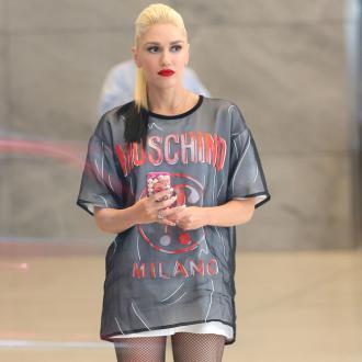 Gwen Stefani feels in a 'feminine place' in her life