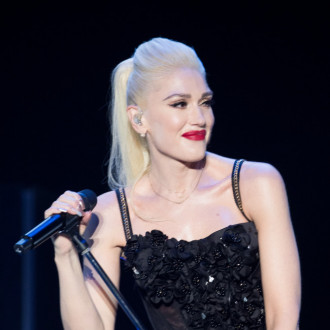 Gwen Stefani's outfits are always customised in some way