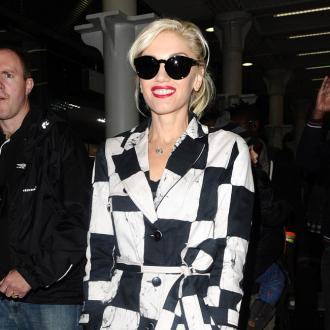 Gwen Stefani: 'Zuma Loves The Guitar'