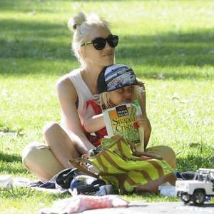 Gwen Stefani: 'Kids Are So Much Work'
