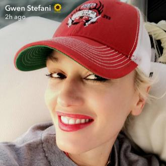 Gwen Stefani enjoys fishing trip with her family